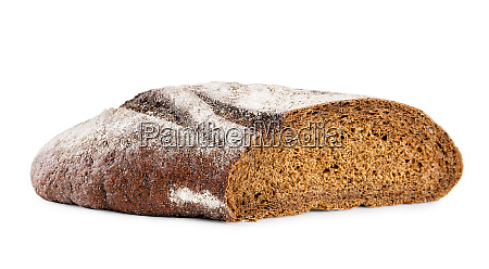 piece, of, black, rye, bread - 28279611