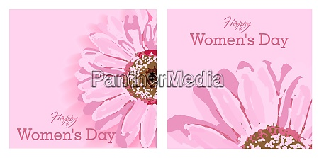 set, of, greeting, cards., womens, day - 28279176