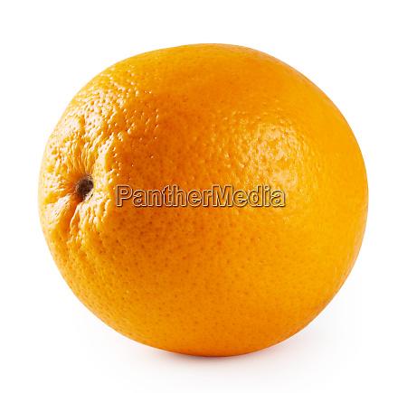 juicy ripe orange