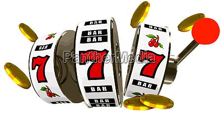 slot machine casino 777 win prize