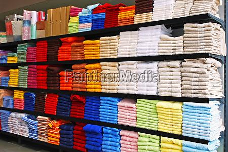 towels shelf