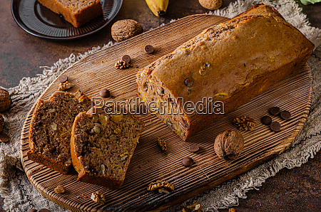 sweet and heathy banana bread