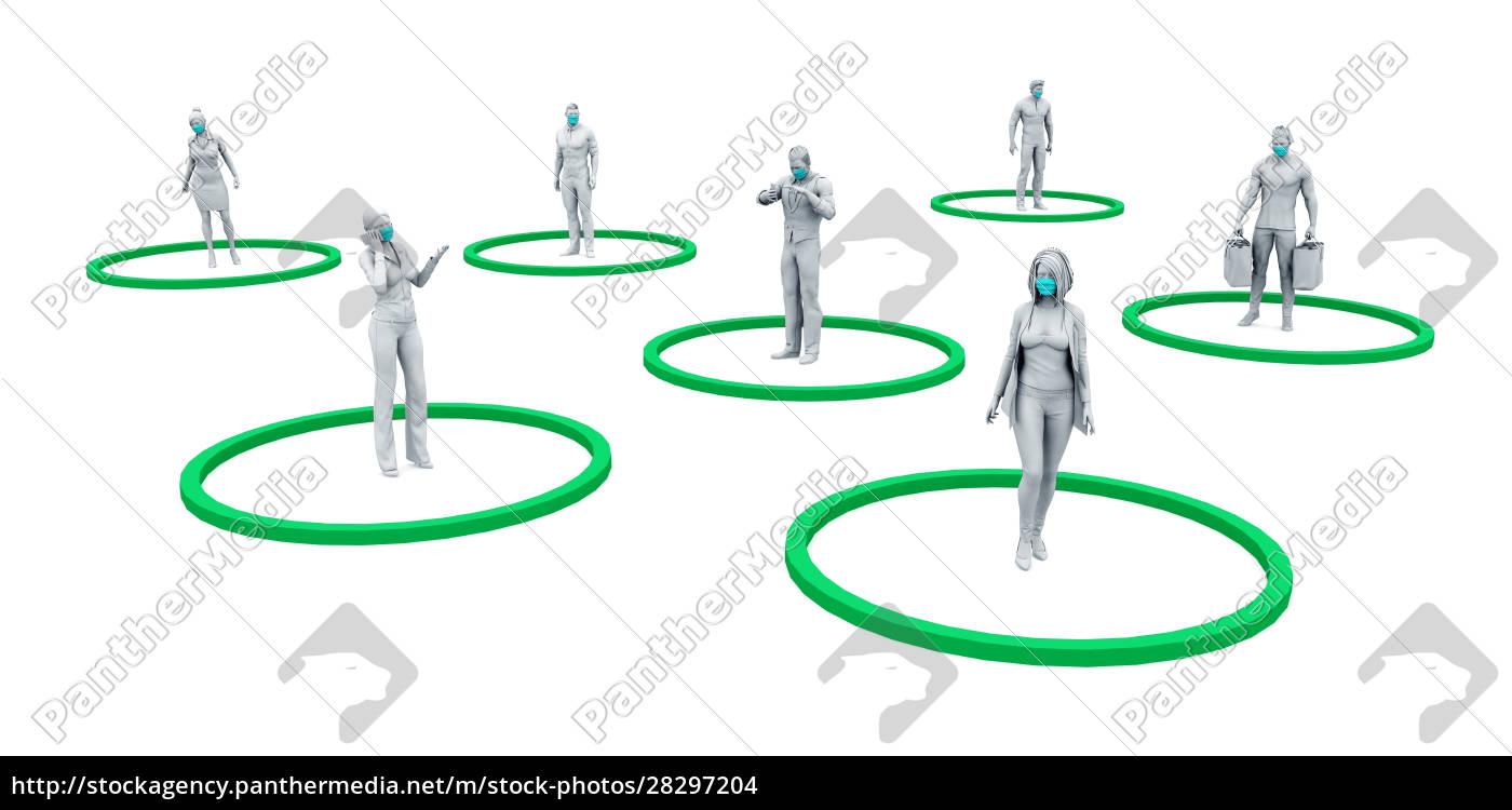 social, distancing - 28297204