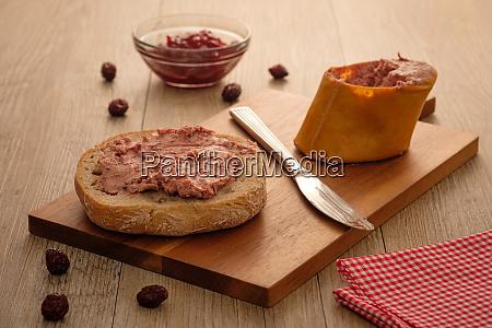 liver sausage roll