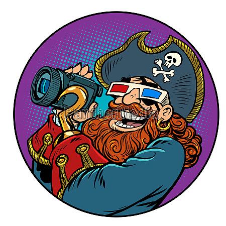 pirate movie shooting