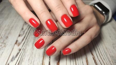 glamorous luxurious crocodile manicure design glamorous