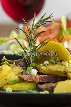 austrian potato groestl