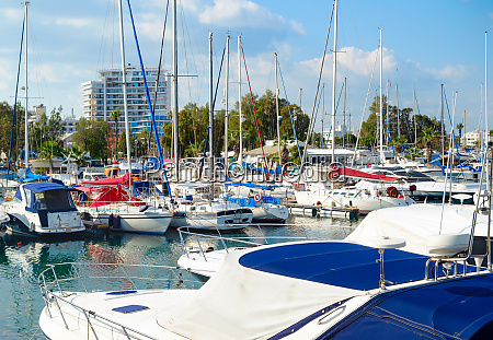 marina ychts motorboats larnaca cyprus