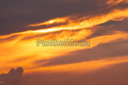 beautiful sunset sky golden sunset sky