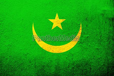 the islamic republic of mauritania national