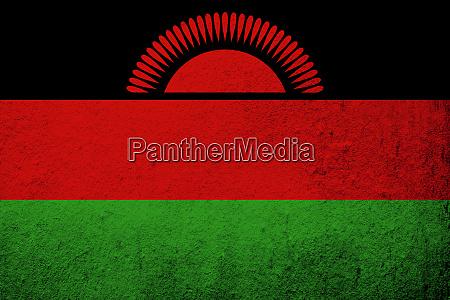 the republic of malawi national flag