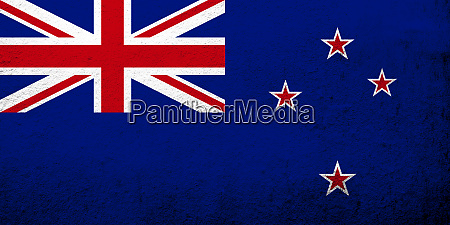 national flag of new zealand new