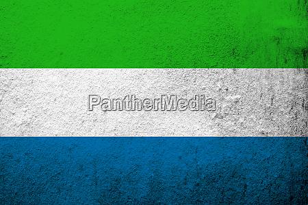 the republic of sierra leonesalone national