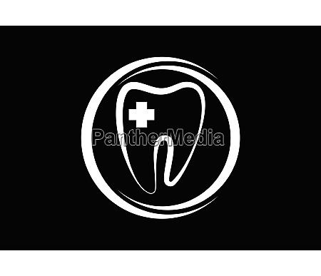 dental clinic logo template dental care