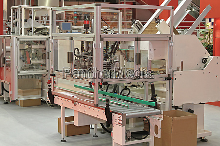 automated carton packing