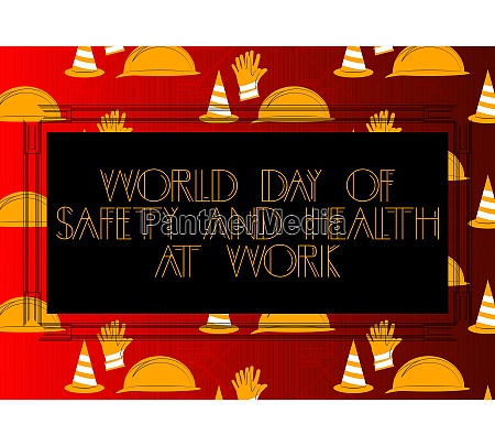 art deco world day of safety