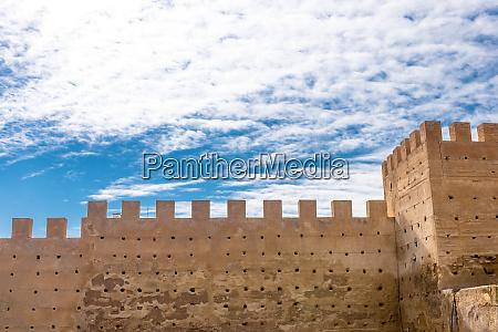 ancient medina of fez morocco