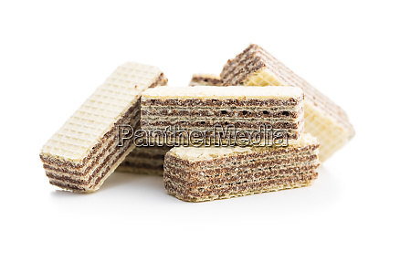 sweet wafer biscuits