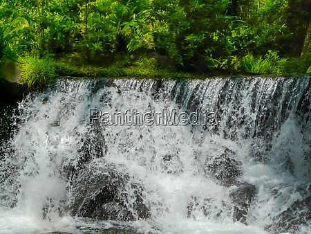 tabacon hot springs river at arenal