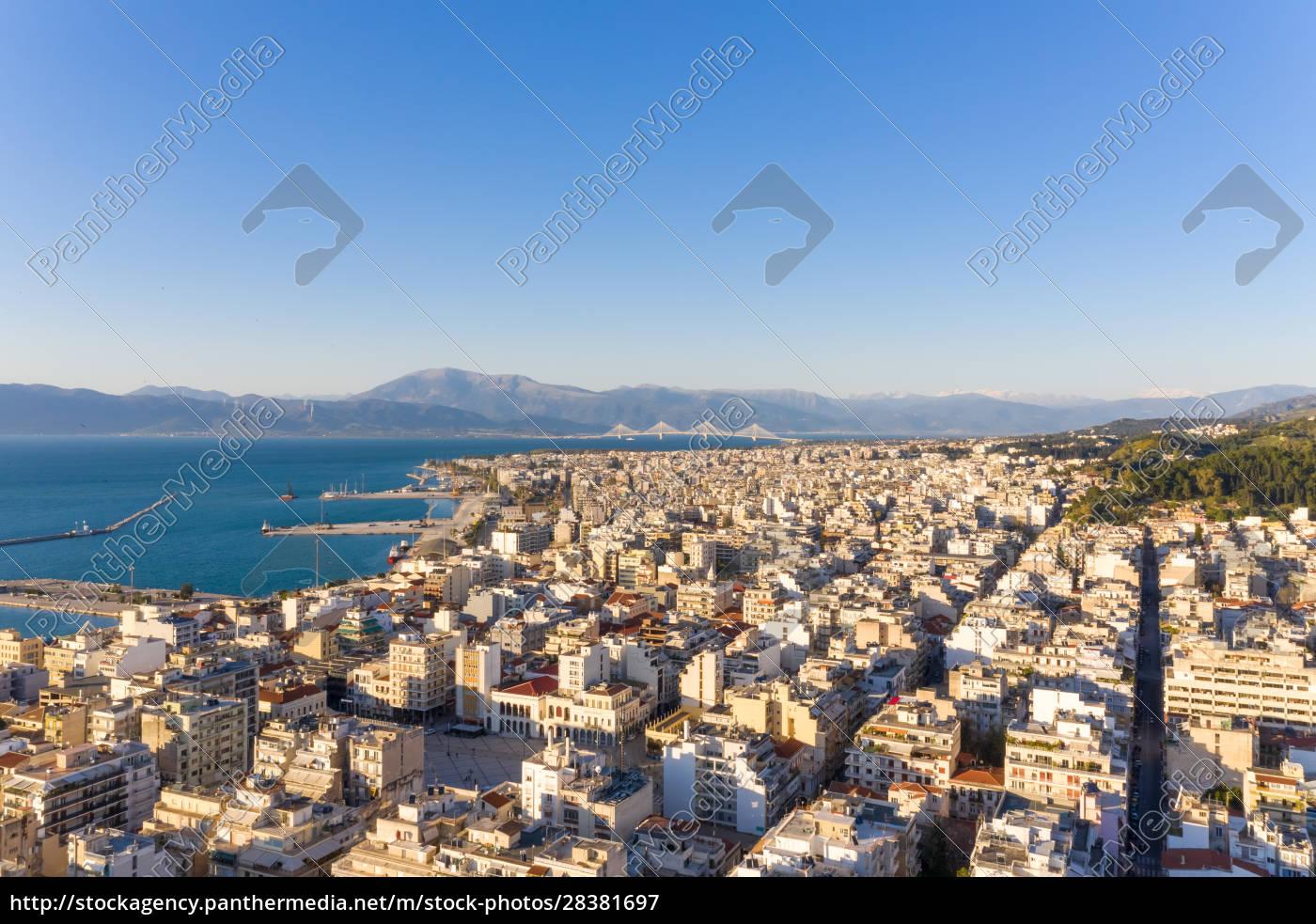 aerial, view, of, patras, , greece - 28381697