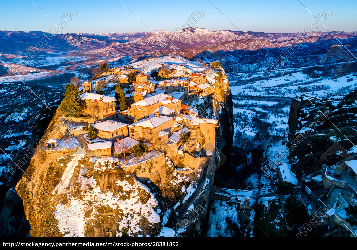 aerial, view, of, the, holy, monastery - 28381892