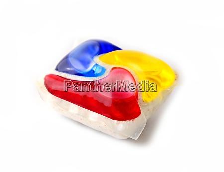 gel dishwasher tablet