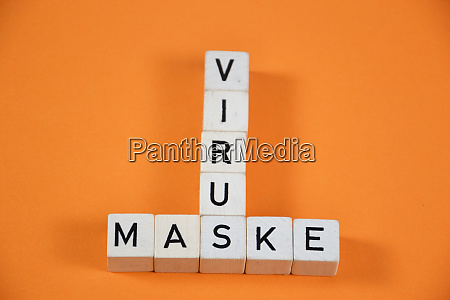 maske german word for mask
