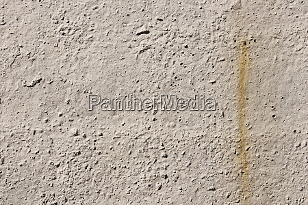concrete wall texture with rust stain