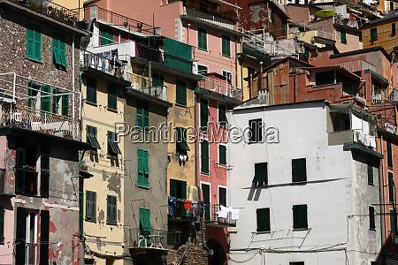 riomaggiore one of the cities