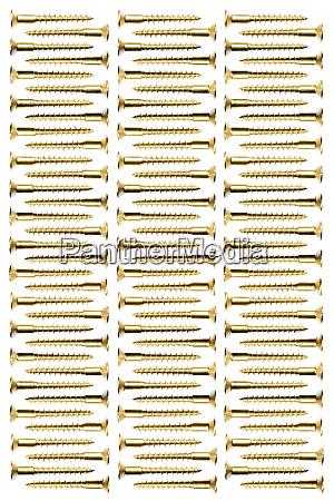 golden screws texture construction tool equipment