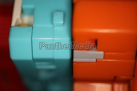 modern colored transformer toys assembled plastic