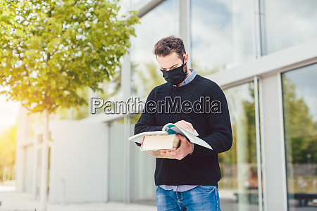 student during covid 19 cannot enter