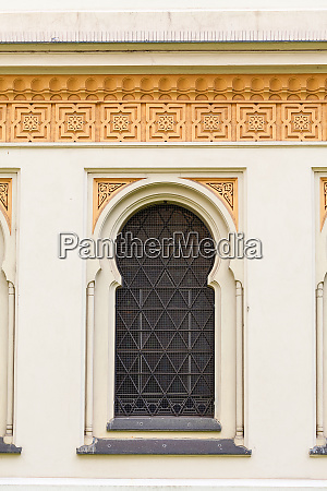spanish synagogue moorish style prague