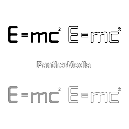 e mc squared energy formula physical