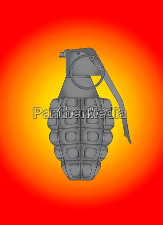 splatter grenade