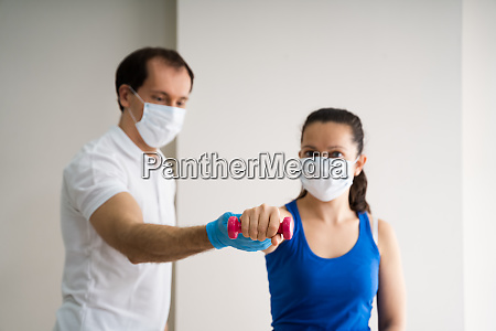 physio therapy physical trainer