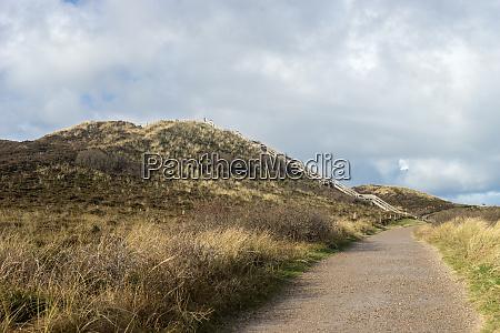 uwe dune near kampen