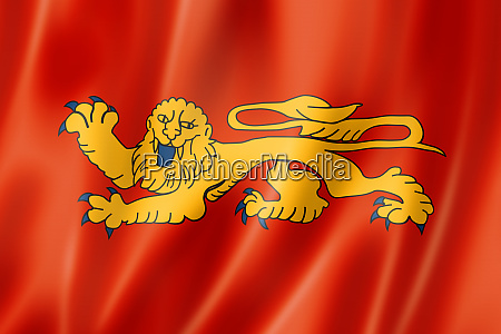 aquitaine region flag france