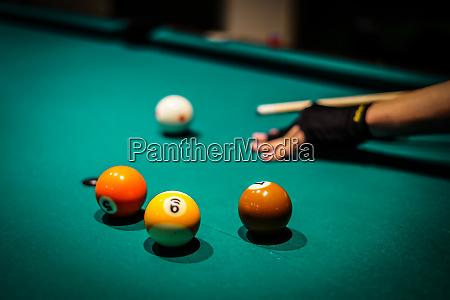 billiards of image