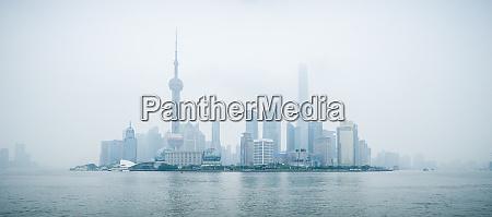 shanghai haze china