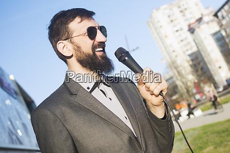 tv reporter newscaster