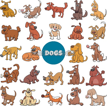 cartoon dogs and puppies characters big