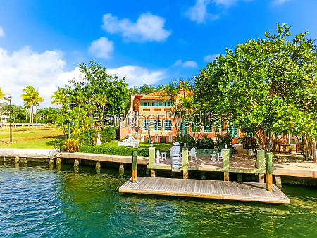 luxury mansion in exclusive part of