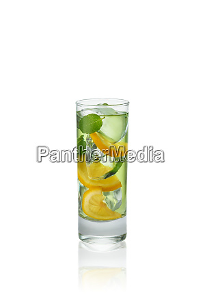 summer fruit cocktails