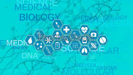 medical scientific concept