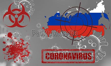 coronavirus russia virus russia