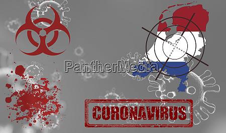 coronavirus netherlands virus netherlands