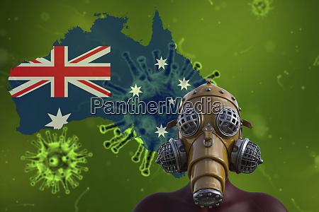 coronavirus epidemic in australia