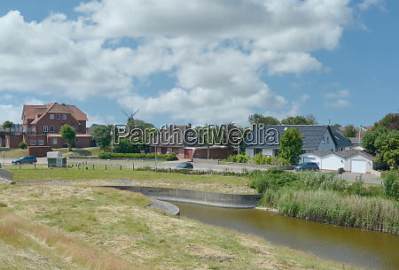 suederhafen on nordstrand north frisia schleswig