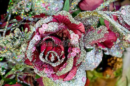 shiny rose